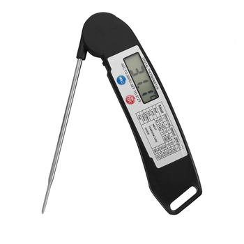 ethmeas 4s ultra fast BBQ/Beverage/Milk Digital Meat Thermometer Food Temperature Meter