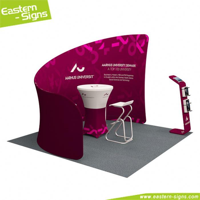 Portable Exhibition Kit : Portable exhibition display kits