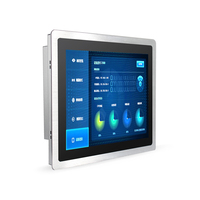 "Jawest 10.1"" 10.4"" 12"" 15"" 15.6"" 17"" 17.3"" 19"" 21.5 inch waterproof open frame lcd touch screen monitor"