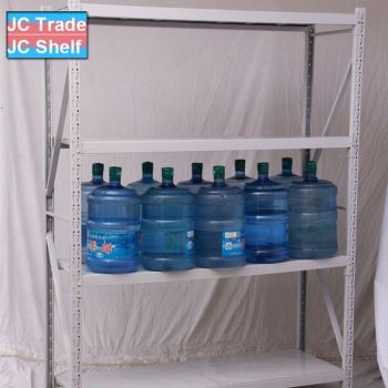 Durable Multipurpose Diamond Hole Light Duty Metal Storage Shelf System