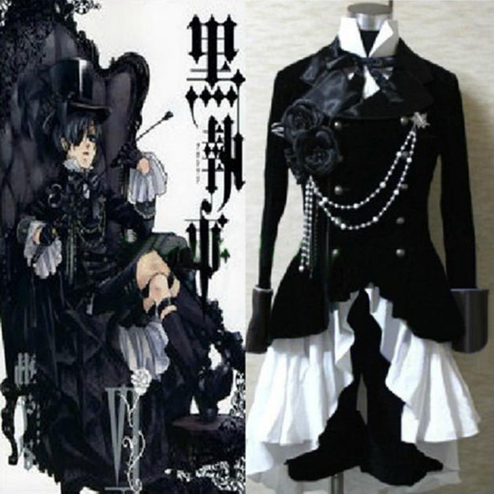 ciel phantomhive cosplay - photo #44