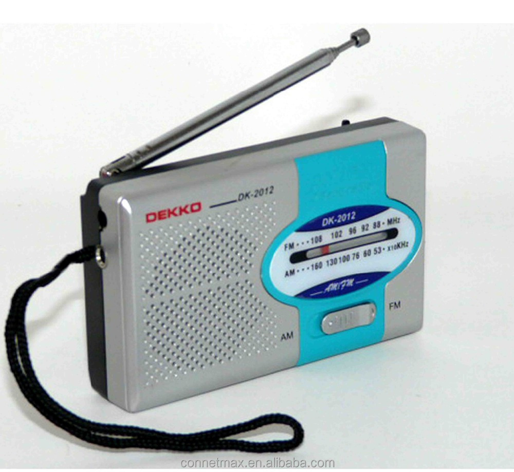 Best mini small portable two band am fm radio pocket AAA battery digital 2 band radio with CE Rohs RED certificate, Black;white;blue;red