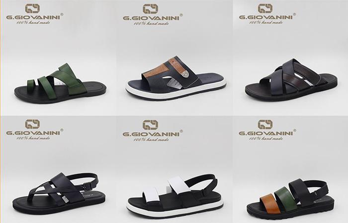 e7182fe3e52 2019 G.giovanini Latest Design Mens Sandal For Summer Season Leather ...
