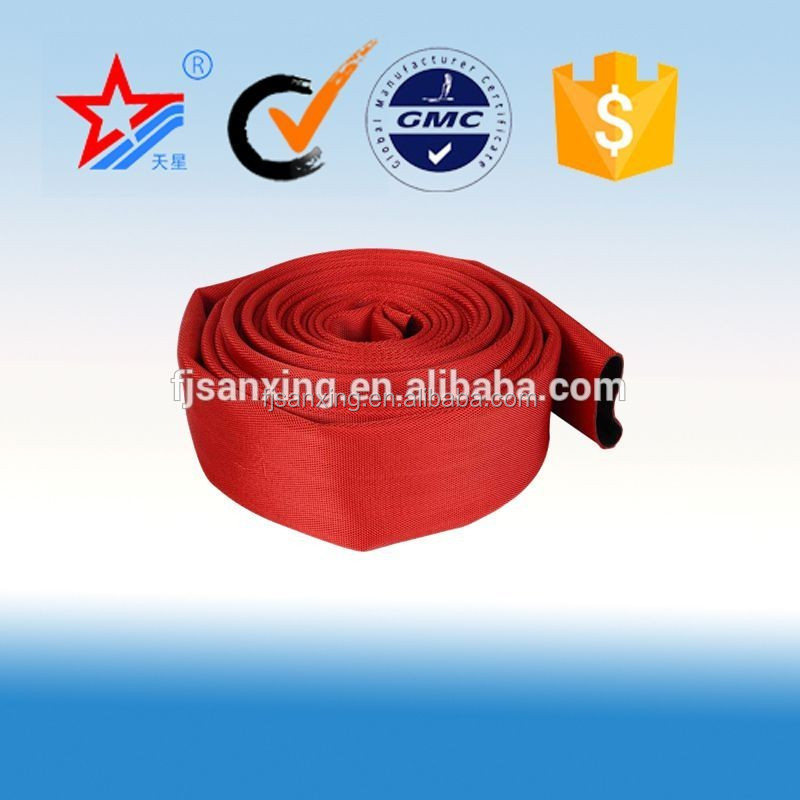 Polyester Double Jacket Ldh Used Fire Hose Made In China Fire ...