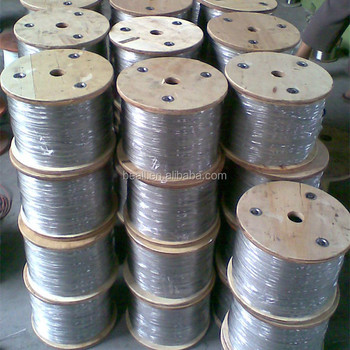 316 Stainless Steel Cable Wire For Bicycle Brake Wire Rope In Stock ...