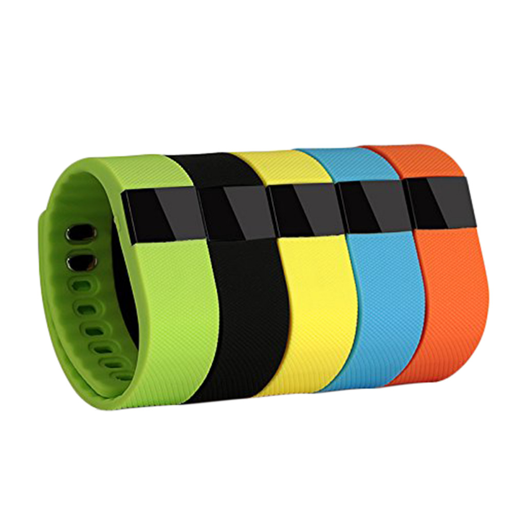TW64 Smart Wristband Fitness Activity Tracker Bluetooth 4.0 Smartband Sport