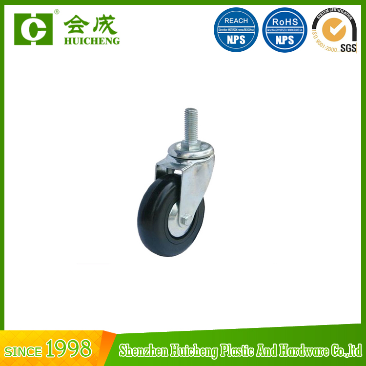 "high quality 2"" caster wheel stem wholesales"