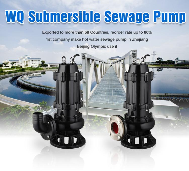 Under Sink Sump Pump Sewage Ejector Submersible Pump