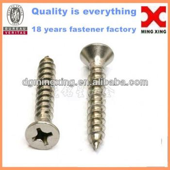 M4 Sheet Metal Screws Sizes