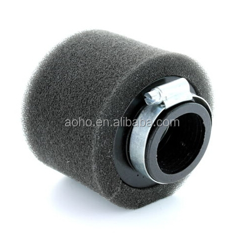 38mm Double Foam Zip Flow Black Foam auto air filter 110cc 125cc Xsport M2R