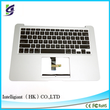 "100% test well laptop Top Case and Keyboard Assembly w/o trackpad For MacBook Air 13"" A1466 2012"