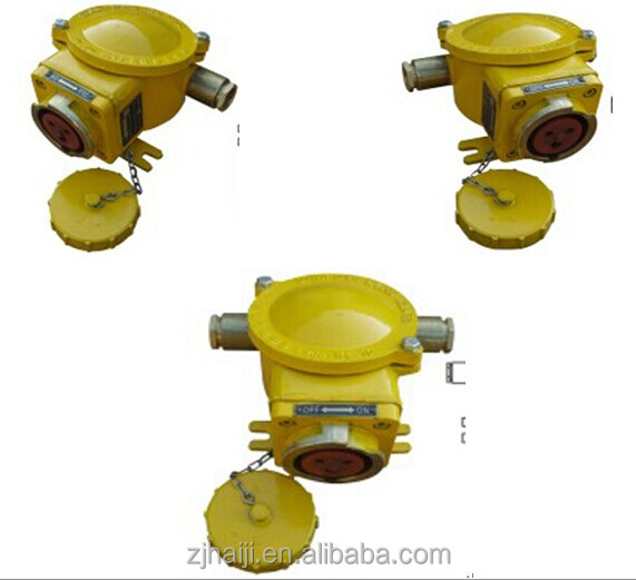 Customize high quality waterproof brass 16A marine explosion weather proof socket outlet