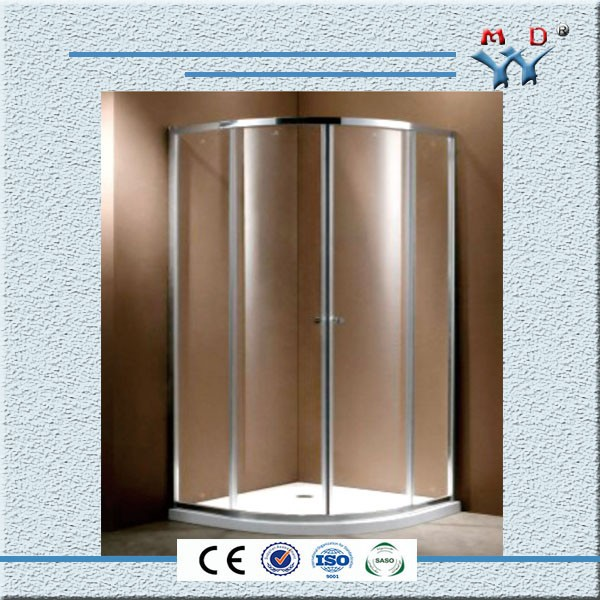 China round shower enclosure sliding door enclosure wholesale ...