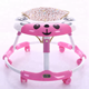 Factory wholesale hot sale Multifunction round baby walker , 360 degree rotating new model round outdoor baby walker