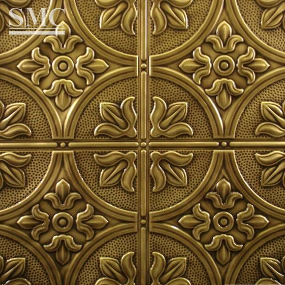 decorative square inc ceiling store union copper tiles tile pin