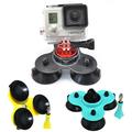 New Gopro Hero HD/1/2/3/3+ Flash Clip Adapter Camera Vigorously Clip Light