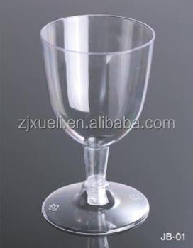 special plastic wine glasses disposable plastic wine cups