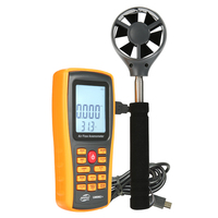 GM8902+ Multifunctional anemometer Air volume meter Wind Level Tester Outdoor wind speed and temperature measurement