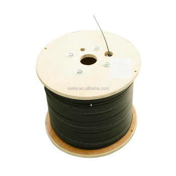 Fiber Optical Cable 1Km Price Of Ftth Optical Fiber Cables Wires