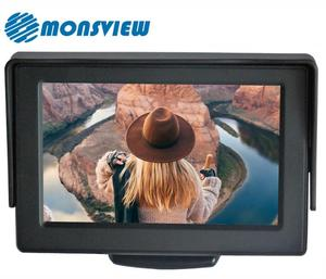 3.5 inch TFT color display door video monitor