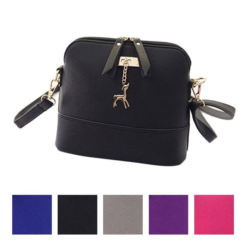 865ad0d88ab6 Wholesale New Women Messenger Bags Leather Girls Handbag Casual Bag ...