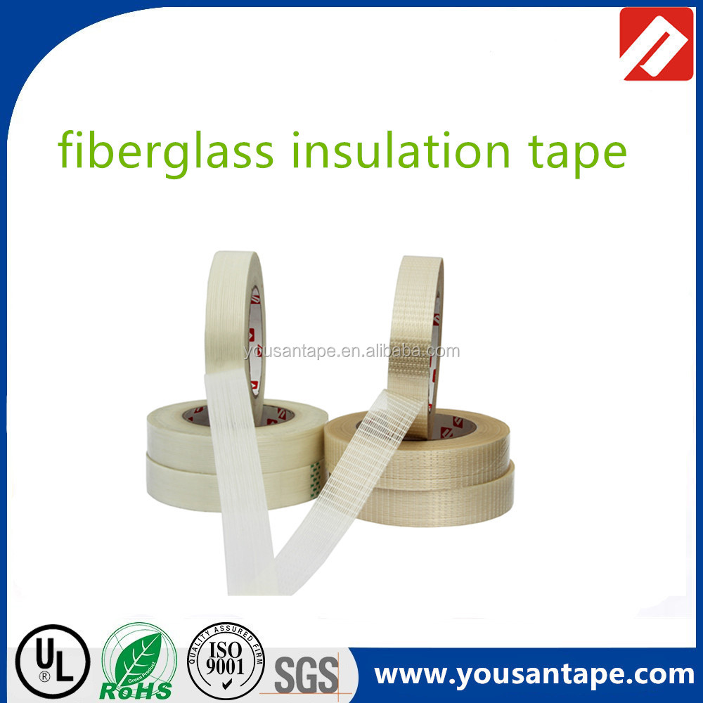 Water Activated Acrylic Adhesive Material PET + Fiber Glass Drywall Tape Price