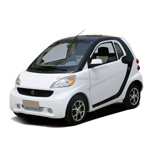 2 doors 2 seat small electric car electric sedan