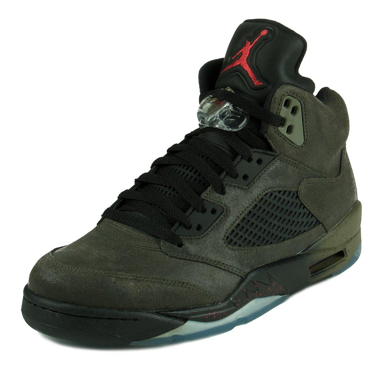 f4a680ac96010c Get Quotations · Nike Mens Air Jordan 5 Retro