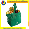 Customize logo printed non woven grocery shopping Bag