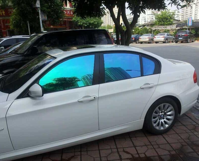 car window tint colors  China Nano Window Films,Color Change Car Tint,Car Chameleon Film ...