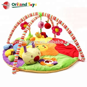 Baby Toy Musical Infant Activity Gym Play Mat