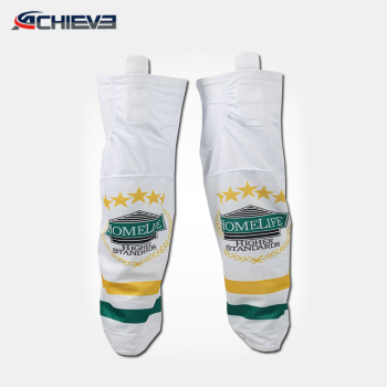 sublimation custom sport compression hockey socks