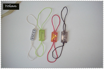 New Fashion Garment hang tags with string