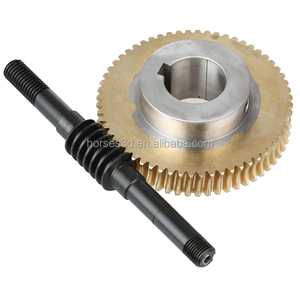 High Reliable, Precision Brass Steel Worm and Worm Gear, industrial sewing machine gear part,Dongguan Gear Manufacturer