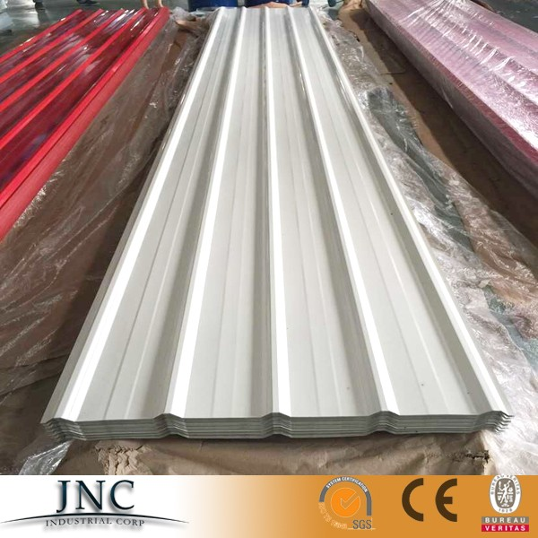 Color Coated Corrugated Galvanized Gi Steel Roofing Sheet Materials Prepainted Aluminium Zinc Galvalume Gl Metal