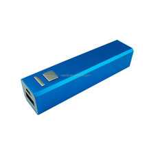 Universal Portable blue Power Bank Mobile Phone Charger 2200mAh
