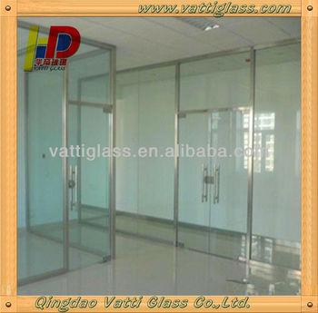 Office Glass Door And Commercial Glass Entry Door