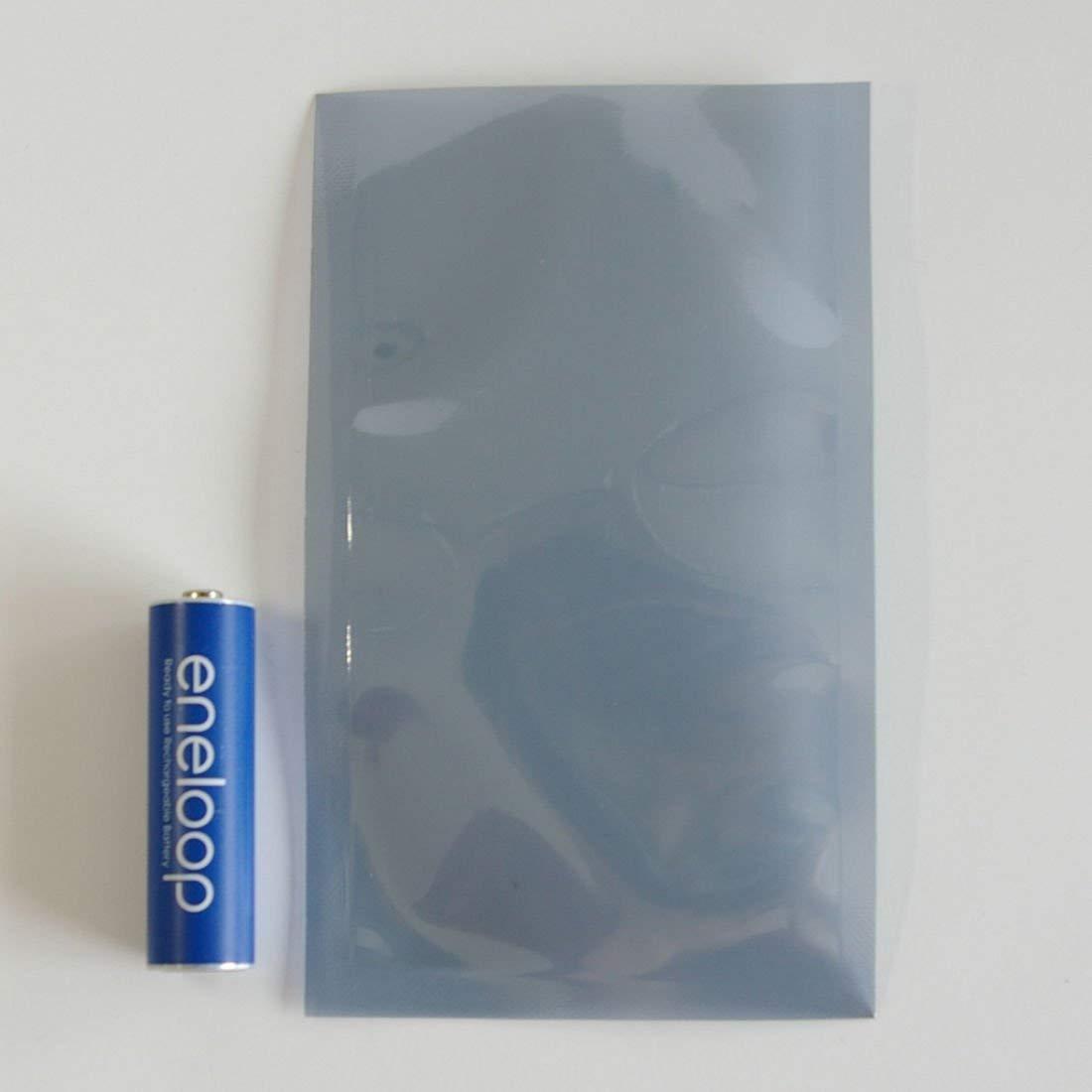 """100 pcs Antistatic ESD Bag, 3""""X5"""", 5""""x7"""", 6""""x8"""" Open Top bag (6""""x8"""")"""