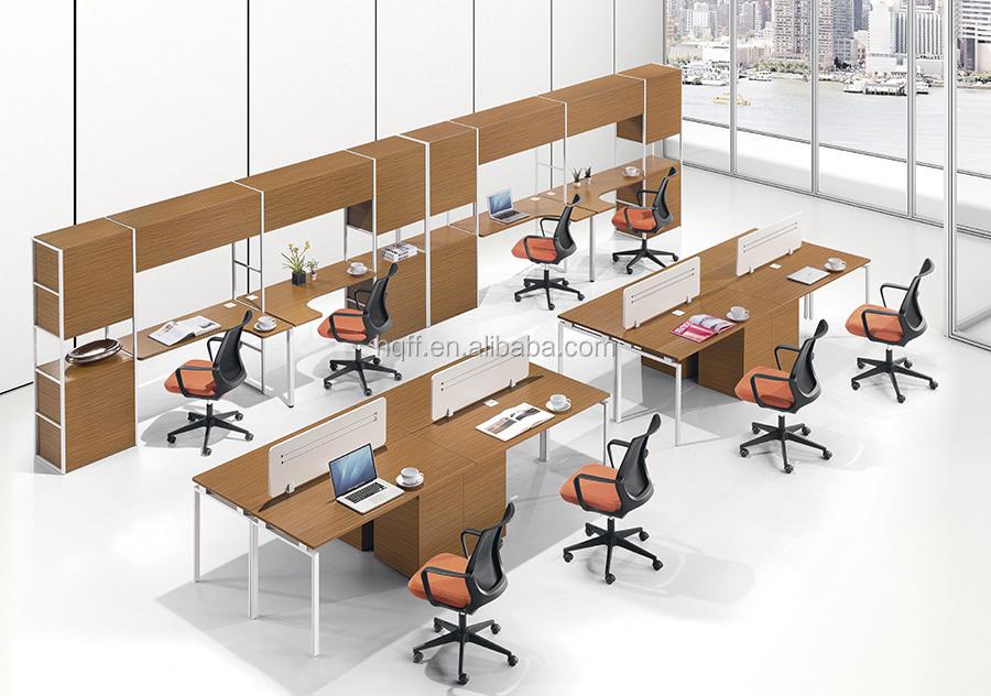 office workstation design. (MFC)PT-10 Modern Design Office Workstation For 2 Persons Desk