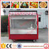 Mini Edition Environmental Protected outdoor food kiosk for sale/fast food kiosk/street food kiosk cart for sale