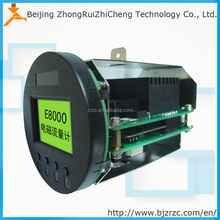 electromagnetic liquid flowmeter price / electromagnetic water flow meter for remote control