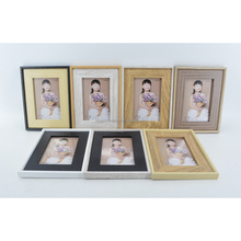 Wooden Looking Style MDF Wrapped Decorative Picture Frame