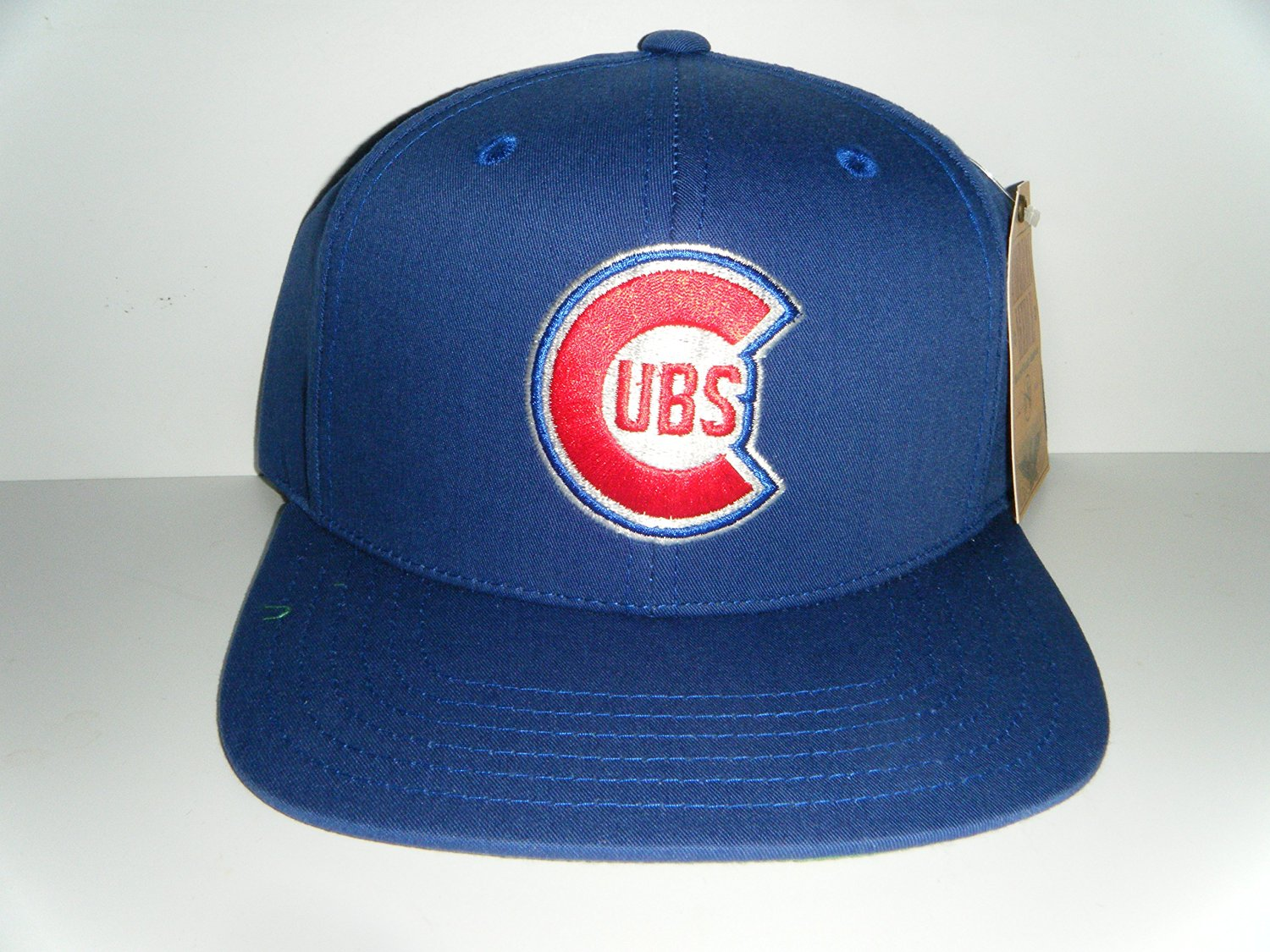 Get Quotations · Chicago Cubs NEW Authentic Snapback Hat 31b958657a1