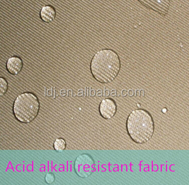 good quality acid alkali resistant fabric for workwear