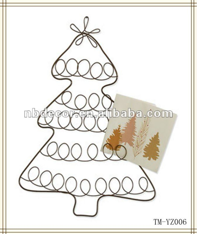 Wire Tree Card Holder, Wire Tree Card Holder Suppliers and ...
