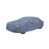 PEVA material uv resistant zipper car parking cover