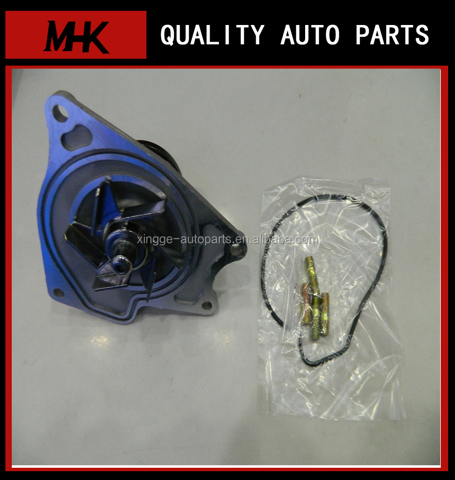 High quality Auto spare replacement parts water pump for Mitsubishi Pajero 4M40 4M41 OEM ME993473