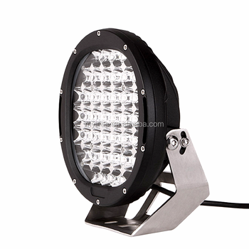 Good Waterproof 185w Round Led Driving Light,185w Led Driving ...