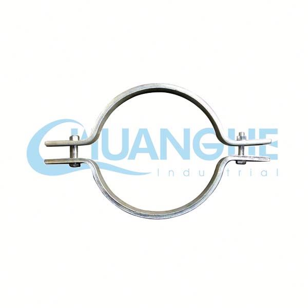 china supplier 25mm to 25mm pipe clamp