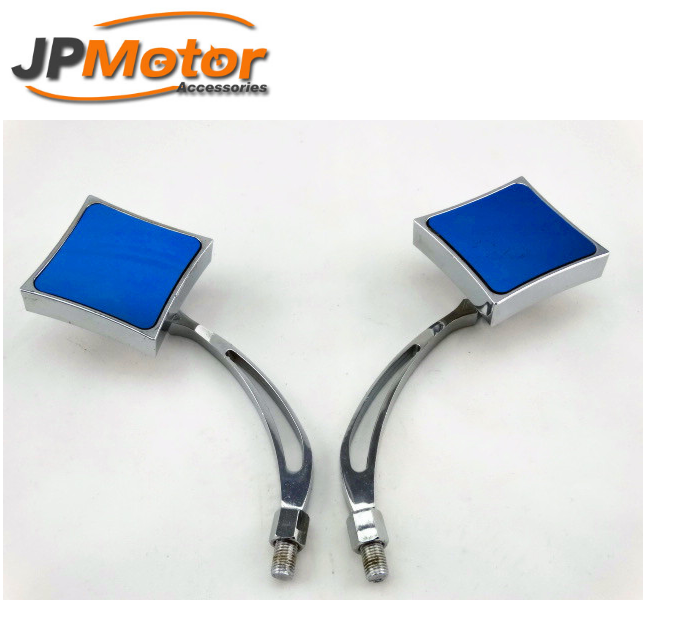 JPM Motorcycle Side Mirror Modified Motorcycle Rearview Mirror